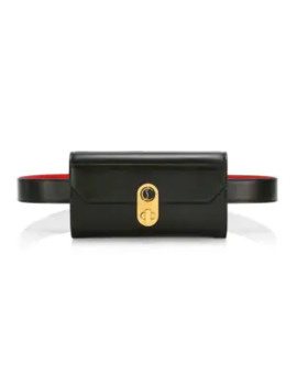 Elisa Leather Belt Bag by Christian Louboutin