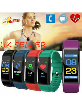 Fitness Smart Watch Band Sport Activity Tracker For Kids Fitbit Android I Os Or by Ebay Seller