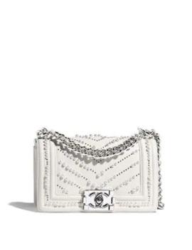 Small Boy Chanel Handbag by Chanel