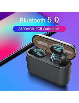 Wireless Headphones Tws Mini True Bluetooth 5.0 Stereo Earphones In Ear Headset by Ebay Seller