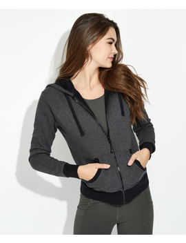 Classic Zip Hoodie (Black Friday Edition) by Pact