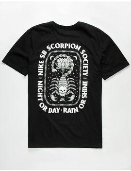 Nike Sb Scorpion Mens T Shirt by Nike Sb