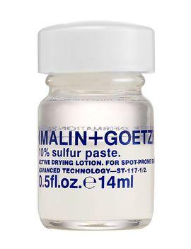 10 Percents Sulfur Paste by Malin + Goetz