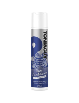 Toni & Guy Blue Conditioner For Brunette Hair 250ml by Woolworths