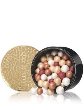 Xmas Météorites Goldenland Light  Revealing Pearls Of Powder by Guerlain
