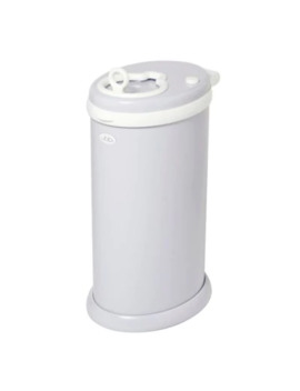 Ubbi® Diaper Pail In White by Bed Bath And Beyond