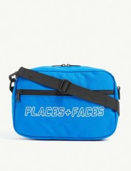 Pouch Cross Body Bag by Places + Faces