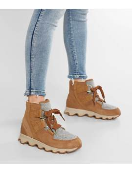 Kinetic™ Leather Boot by Sorel