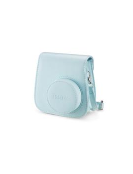 Fujifilm Instax® Mini 9 Groovy Case, Ice Blue by Fujifilm