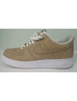 Nike Air Force 1 Low Yacht Club Hay/Tan Size 12 488298 802 by Nike  ×