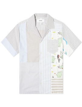 Soulland Jaco Patchwork Vacation Shirt by Soulland