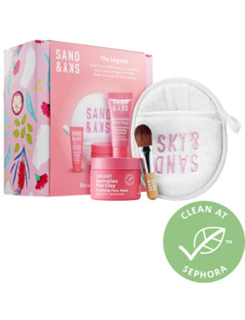 The Ultimate Pore Perfection Kit by Sand & Sky
