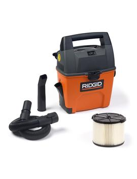 3 Gal. 3.5 Peak Hp Portable Pro Wet/Dry Vacuum by Ridgid