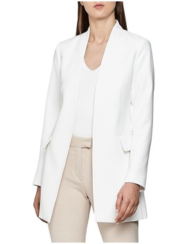 Tally Soft Collarless Jac by Reiss