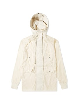 Rick Owens Drkshdw Jumbo Brother Hooded Parka by Rick Owens