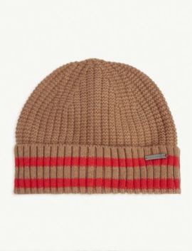 Donegal Knitted Hat by Ted Baker