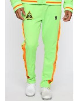 Team Aliens Joggers   Green/Combo by Fashion Nova