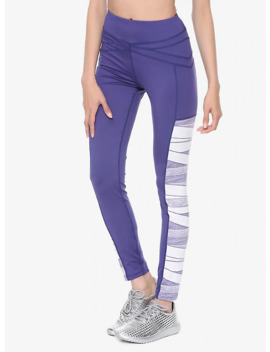 Star Wars: The Clone Wars Asajj Ventress Active Pants by Her Universe