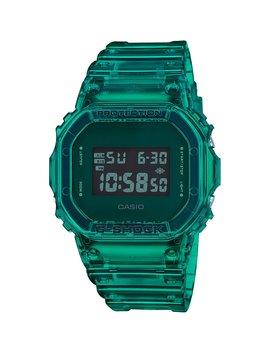 G Shock Green Jelly Digital Watch by G Shock