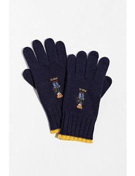 Polo Ralph Lauren Bear Glove by Polo Ralph Lauren
