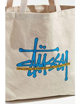 Stussy International Tote Bag by Stussy