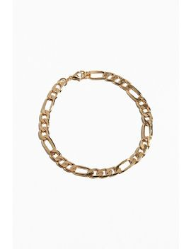 Flat Figaro Bracelet by Urban Outfitters