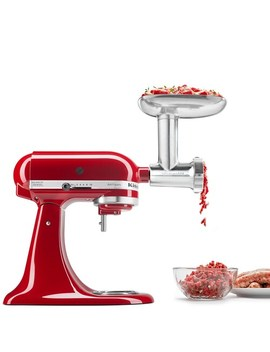 Kitchen Aid Metal Food Grinder Attachment by Kitchenaid