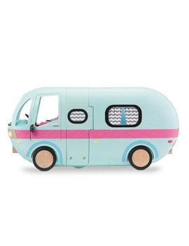 L.O.L. Surprise! 2 In 1 Glamper Fashion Camper With 55+ Surprises Including Exclusive Doll by L.O.L. Surprise!