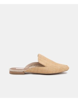Halee Flats In Natural Raffiahalee Flats In Natural Raffia by Dolce Vita