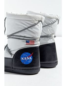 Nasa Space Boot Slipper by Urban Outfitters