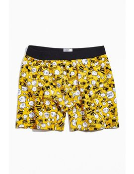Peanuts Boxer Brief by Urban Outfitters