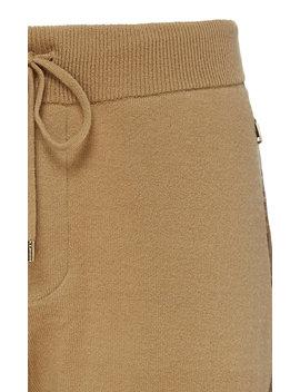 Striped Wool Cashmere Sweatpants by Ralph Lauren