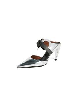Tie High Heel Mules by Proenza Schouler