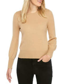 Petite Genuine Cashmere Sweater by The Limited