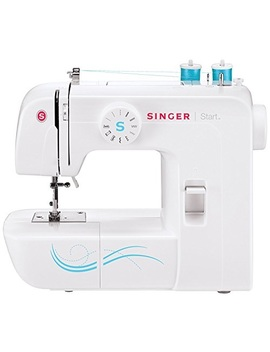 Singer | Start 1304 6 Built In Stitches, Free Arm Best Sewing Machine For Beginners by Singer