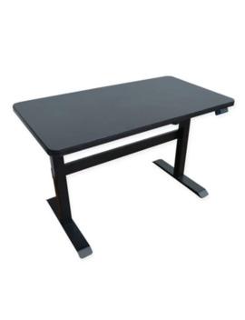 Adjustable Smart Desk In Black by Bed Bath And Beyond