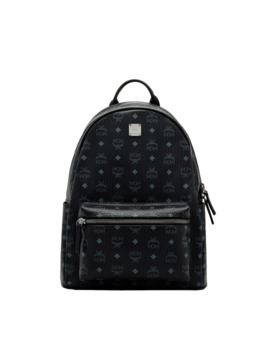 Stark Classic Backpack In Visetos by Mcm