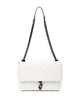 Edie Quilted Leather Shoulder Bag by Rebecca Minkoff