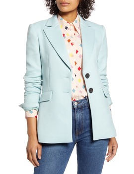 X Atlantic Pacific Fitted Blazer by Halogen®