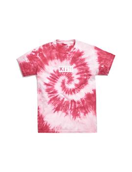 Kith Treats Swirl Tee Red by Stock X