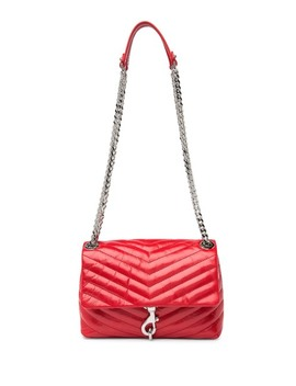 Edie Leather Crossbody Bag by Rebecca Minkoff