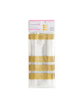 Gold & Clear Cello Bag Kit By Celebrate It® by Celebrate It