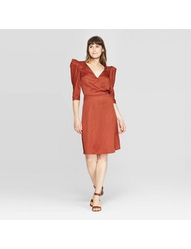"<Span><Span>Women's Regular Fit Elbow Sleeve Deep V Neck Midi Dress   A New Day</Span></Span><Span Style=""Position: Fixed; Visibility: Hidden; Top: 0px; Left: 0px;"">…</Span> by Neck Midi Dress"