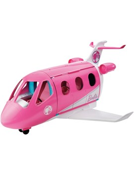 Barbie Travel Dream Plane by Smyths
