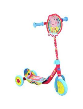 Peppa Pig Tri Scooter867/9378 by Argos