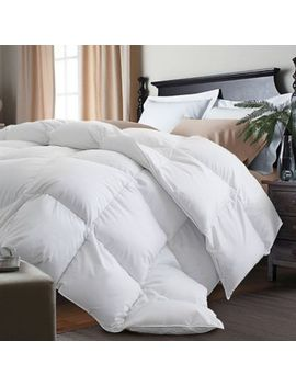 Kathy Ireland® White Goose Feather And Goose Down King Comforter by Bed Bath And Beyond