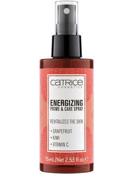 Energizing Prime & Care Spray by Catrice