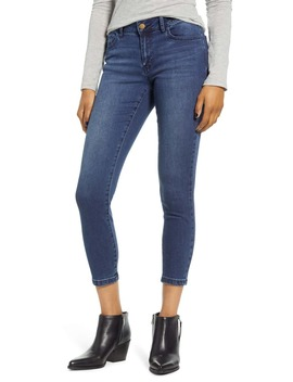 Prosperity Denim Supersoft Ankle Skinny Jeans by Made In Blue