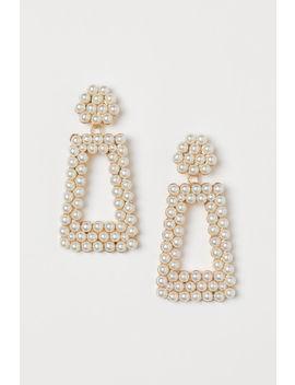 Orecchini Con Perle by H&M