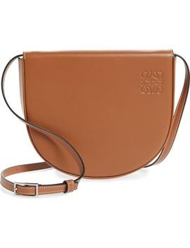 Mini Heel Leather Bag by Loewe